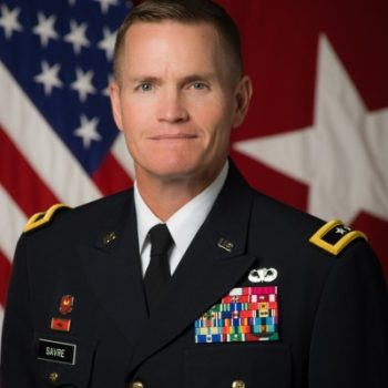 Major General Kent D. Savre